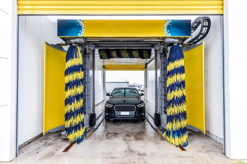 car wash, wash, car